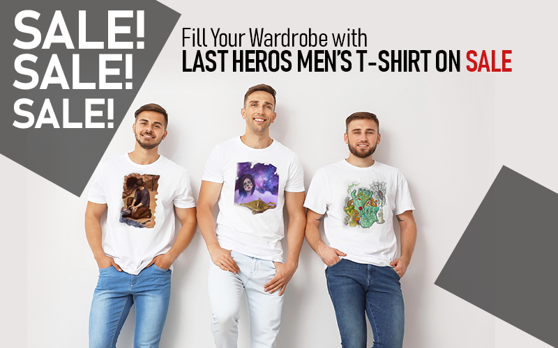 Men's T-Shirts on Sale