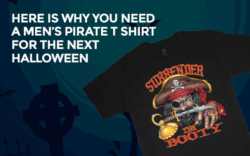 Men's Pirate T-Shirt