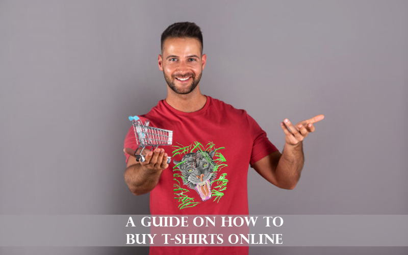 How to Buy T-Shirts Online